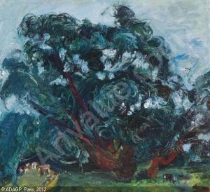 soutine-arbre