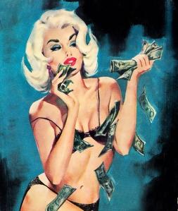 pinup money