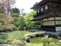 Kyoto, temple Ginkaku-ji