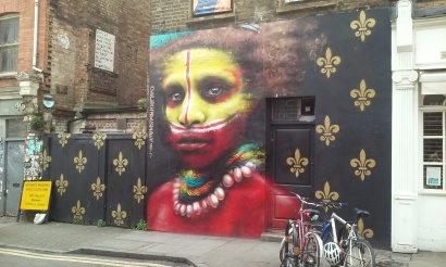London Brick Lane