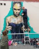 #upfest2018 #streetart #bristol #festival #sprayart #guy_denning