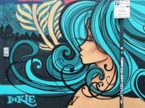 #inkie #upfest2018 #streetart #bristol #festival #sprayart