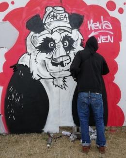 #upfest2018 #streetart #bristol #festival #sprayart