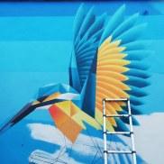 #upfest2018 #streetart #bristol #festival #sprayart #pahnlwhat