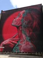 #upfest2018 #streetart #bristol #festival #sprayart #insane51