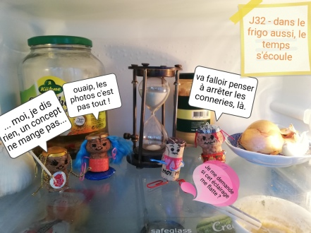 J31 - In the fridge...